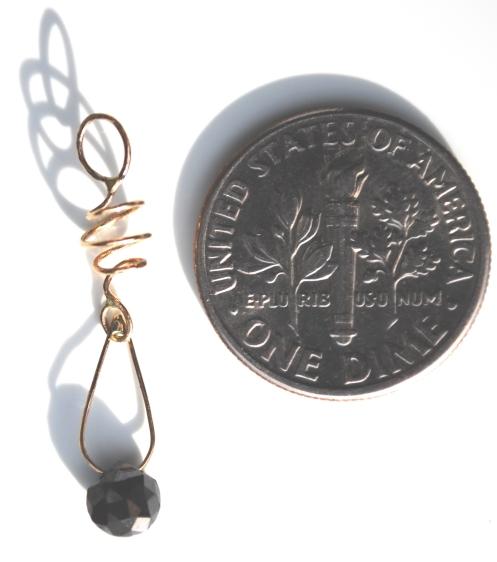 swirl black coin pvc